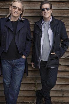 Joe & Glen : Eagles