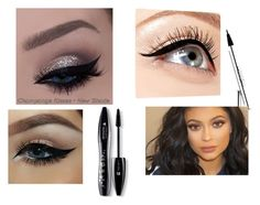 """""""i wish my eye could take photo"""" by jenniferdschupp123 ❤ liked on Polyvore featuring beauty, Luminess Air and Lancôme"""