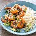 Crispy Salt and Pepper Shrimp