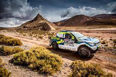 Ford Ranger with anthracite DakarCorse wheels by Evo Corse #evocorse #wheels #madainitaly #dakar #fordranger