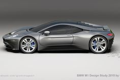 Photo gallery with 11 high resolution photos. Check out the Gallery Modern BMW M1 Renderings images at GTspirit.