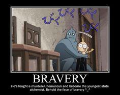 Bravery by velvet25.deviantart.com on @deviantART
