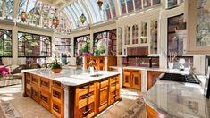 Luxury Kitchen 49 The Best Kitchen Design Ideas That You Should Try This Year Luxury Kitchen Design, Best Kitchen Designs, Luxury Kitchens, Interior Design Kitchen, Cool Kitchens, Dream Kitchens, Kitchen And Bath, Kitchen Decor, Glass Kitchen