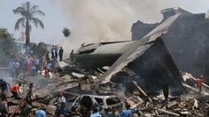 More than 100 feared dead after military aircraft crashes in Indonesia | World news | The Guardian