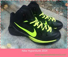 the latest 0f52d 7f517 sites de lojas de tenis Preto   Fluorescent Verde 653640-511 Nike Hyperdunk  2014 Jordans