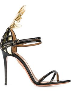 Shop Aquazzura 'Pina Colada' sandals in Capsule By Eso from the world's best independent boutiques at farfetch.com. Shop 400 boutiques at one address.