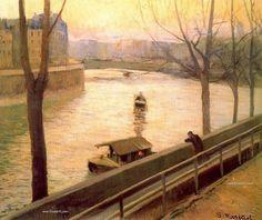 Santiago Rusiñol: El modernismo en la pintura española