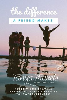 When you move abroad with your family, sometimes it's hard on the kids. Here's the difference a friend makes. Subscribe at tanyatravels.com to find out what it's like on the other side of the pond. #livingabroad #travelwithkids #makingfriends #expat #croatia #travel #international