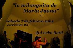 Rosario: La milonguita de María Juana