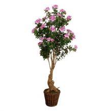 Kunststof bloemenboom Azalea Alta 150 cm