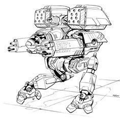 Madcat Mk II Cyberpunk, Bugs Bunny Drawing, Character Art, Character Design, Star Wars Episode Iv, Future Weapons, Sci Fi Armor, Timber Wolf, Nose Art
