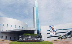 Jobs In Dubai At Zayed University In Uae
