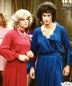 Bosom Buddies - (1980-82). Starring: Tom Hanks, Peter Scolari, Donna Dixon, Holland Taylor, Telma Hopkins, Wendie Jo Sperber and Lucille Benson. Partial Guest List: Edie Adams, Russell Johnson, Penny Marshall, Bruce Vilanch, Bob Saget, Stepfanie Kramer, Rita Wilson and James Callahan.