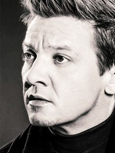 Jeremy Renner for Vanity Fair … sorry I got lost in his eyes, what was I saying? … at Sundance Film Festival 2017