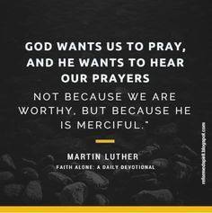 Martin Luther November 1483 – 18 February was a German monk, priest… Reformation Day, Protestant Reformation, Cool Words, Wise Words, Martin Luther Quotes, Great Quotes, Inspirational Quotes, Wise Quotes, 5 Solas