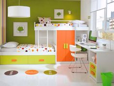 Great way to get organised and have a great bed.