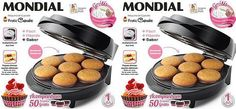 Cupcakes, Cake Makers, Griddle Pan, Good Food, Diet, Vegan, Kitchen, Recipes, Makeup