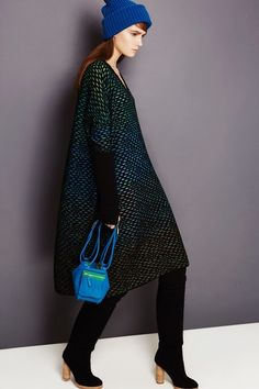 The Gossip Wrap-Up!: The Collections: M Missoni Fall 2014