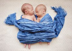 lifestyle twins newborn session