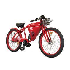 Phantom Bikes - Retro Designed Electric Bikes - Touch of Modern