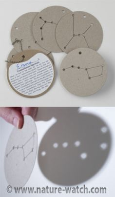 Starry, Starry Day Constellation Keychain Activity Kit