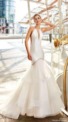 Sky by Eddy K 2018 Wedding Dress