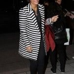 Frankie from The Saturdays is a popular ASOS coat