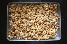 Carmel Corn | Completely Delicious