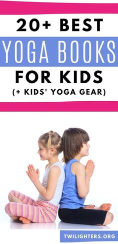Want to encourage your little one to be a mini yogi? These yoga books for kids are the perfect way to spark their interest! Plus the best yoga gear for kids.