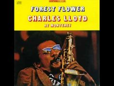 Charles Lloyd Quartet at Monterey Jazz Festival - Forest Flower, Sunset