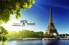 Akcija! Viešnagė Prancūzijos sostinėje! Pažintinė 4 dienų kelionė lėktuvu į PARYŽIŲ su nakvynėmis ir pusryčiais viešbučiuose (gegužės 16-19 d.)