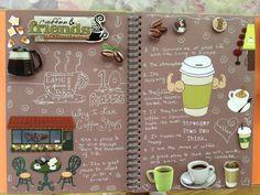 smash book - coffee shops