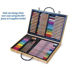 Design Your Own Case Art Set - Toys, Games, Electronics & Crafts – Educational, Imaginative & Fun