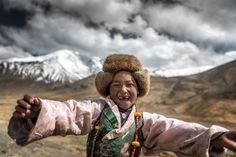 Smile {Tibet} by sarawut Intarob on 500px