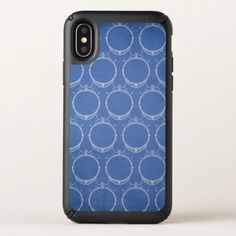 Stylish Whimsy Vintage Pattern Speck iPhone X Case - #chic gifts diy elegant gift ideas personalize