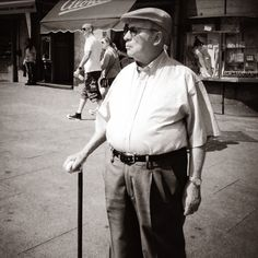 Luisón: Madrid. Street Photography in BW (3). October 2014...