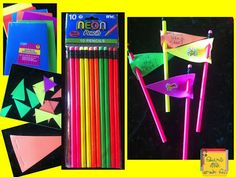 Fun pencils toppers for testing!