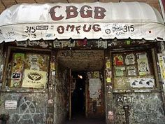 History behind the Icon: CBGB | Researching Greenwich Village History