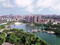 Shijiazhuang. Spent a summer teaching English in China. This was the city where I spent the most time.