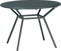"""Orleans 42"""" Round Café Dining Table  