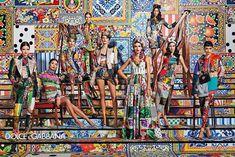 DOLCE & GABBANA SPRING 2021 CAMPAIGN FILM #DolceGabbana #DGSS21 #DGWomen #DGCampaign Dolce & Gabbana, Dior, Campaign Fashion, Louis Vuitton, Patchwork Fabric, Fashion Labels, Unique Colors, Photos, Spring Summer