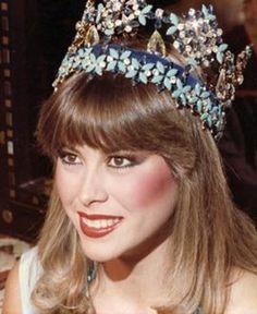 Miss World 1981 Pilin Leon  from Venezuela