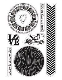 hero arts clear stamps - MY HAPPY studio calico
