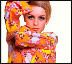 twiggy in mary quant One of my Favorite statements from the 60's