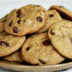 best big fat chewy chocolate chip cookie more chocolate chips ...