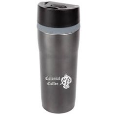D937CL Double walled Stainless Steel vacuum tumbler Leak resistant, vacuum locking design Ergonomically curved shape Holiday Drinkware, Promo Gifts, Travel Mug, Tumbler, Stainless Steel, Mugs, Hospitality, Tableware, Promotion