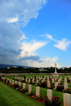 Commonwealth War Graves Commission cemetery on Crete