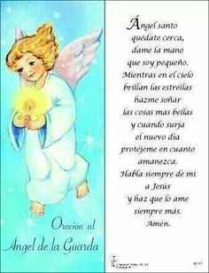 Angel de la guarda .