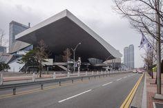 Coop Himmelb(l)au – Architecture,korea,korean architecture,south korea,coop himmelblau  Pinned by www.modlar.com