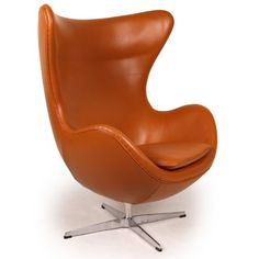 This premium Egg chair reproduction is a sculptural masterpiece. The original design was created by Arne Jacobsen in 1958, and versions of it sell today for upwards of $5,000. You can have this beautiful reproduction in your home at a fraction and the best part is no one will know the difference. Its creation is taken from respect of the dimensions, the angles, the pitch and curve wrap of the original mid century classic design...